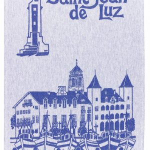 Torchon jacquard Donibane Lohizune