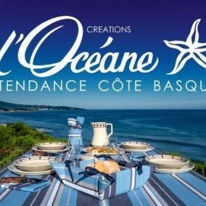 logo L'Océane créations