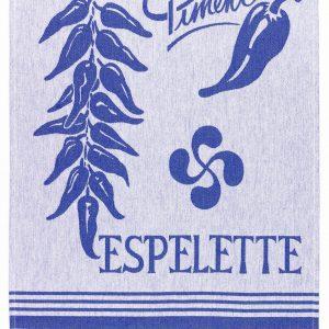 Torchon Piment Espelette