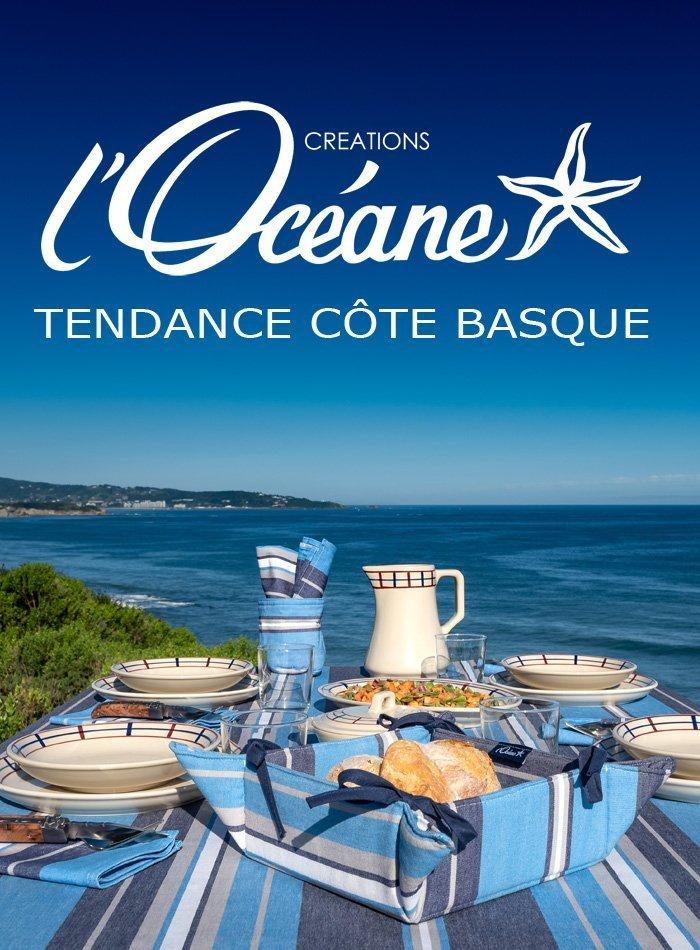 l'Océane créations - Tendance côte Basque